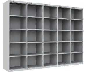 Estruturas Para Armários Multiuso Configuráveis